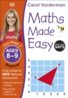 Image for Maths made easyAges 8-9, Key Stage 2 beginner
