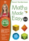 Image for Carol Vorderman's maths made easyAges 9-10, Key Stage 2 advanced
