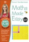 Image for Maths made easyAges 7-11, Key Stage 2,: Times tables