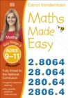 Image for Maths made easyAges 9-10, Key Stage 2,: Decimals