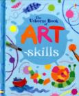 Image for The Usborne book of art skills