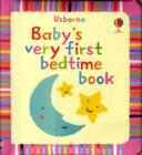 Image for Baby's very first bedtime book