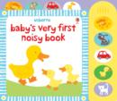 Image for Baby's very first noisy book