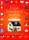 Image for First Hundred Words in English
