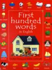 Image for First hundred words