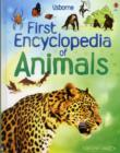 Image for First encyclopedia of animals