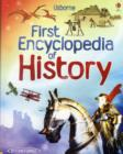 Image for First encyclopedia of history