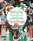 Image for The Usborne Book of Drawing, Doodling & Colouring for Christmas