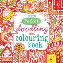 Image for Red Pocket Doodling & Colouring Book