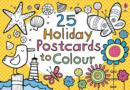Image for 25 Holiday Postcards to Colour