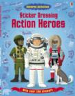 Image for Sticker Dressing Action Heroes