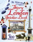 Image for Story of London Sticker Book