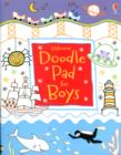 Image for Usborne Doodle Pad For Boys