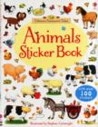 Image for Farmyard Tales Animals Sticker Book