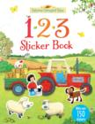 Image for Farmyard Tales 123 Sticker Book