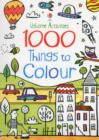 Image for 1000 Things to Colour