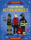 Image for Sticker Dressing Action Heroes 2