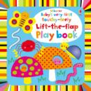 Image for Usborne baby's very first touchy-feely lift-the-flap playbook