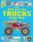 Image for Build Your Own Trucks Sticker Book