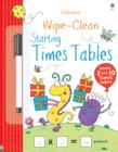 Image for Wipe-clean Starting Times Tables