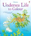 Image for Undersea Life to Colour