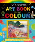 Image for The Usborne art book about colour