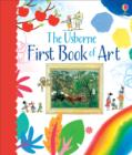 Image for The Usborne first book of art