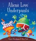 Image for Aliens love underpants