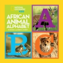 Image for African animal alphabet