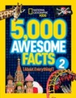 Image for 5,000 awesome facts 2