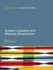 Image for Applied linguistics and materials development