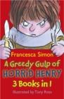 Image for A greedy gulp of Horrid Henry