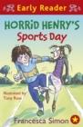 Image for Horrid Henry's sports day