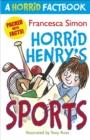 Image for Horrid Henry's sports