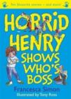 Image for Horrid Henry shows who's boss