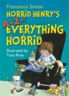 Image for Horrid Henry's A-Z of everything horrid