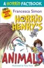 Image for Horrid Henry's animals