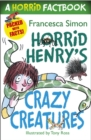 Image for Horrid Henry's crazy creatures