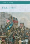Image for Britain, 1900-51.