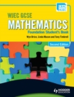 Image for WJEC GCSE mathematics.: (Foundation student's book)