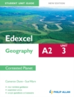 Image for Edexcel A2 geography.: (Contested planet) : Unit 3,