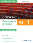 Image for Edexcel AS government & politics.: (People and politics) : Unit 1,