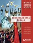 Image for Higher modern studies: international issues