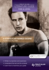 Image for A streetcar named desire, Tennessee Williams