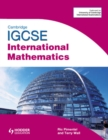 Image for Cambridge IGCSE international mathematics