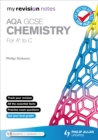 Image for AQA GCSE chemistry for A* to C