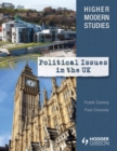 Image for Higher modern studies.: (Political issues in the UK)