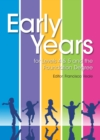 Image for Early years for Level 4 & 5 and the Foundation Degree