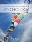 Image for Research methods and statistics in psychology