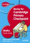 Image for Cambridge primary revise for primary checkpoint mathematics: Study guide
